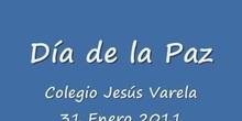 """COLEGIO JESÚS VARELA / \""""Día de la Paz 2011- Bailes\"""""""