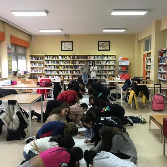 Jornada de formación de alumnos mediadores 7