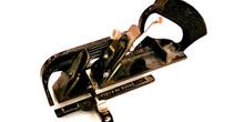 Cepillo de rebajar metálico