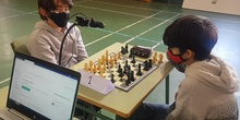 Partidas del II Torneo de Ajedrez del IES Juan de la Cierva