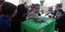 Quinto A celebra Halloween_CEIP Fernando de los Rios_Las Rozas 2