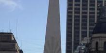 Obelisco de la Plaza de Mayo, Buenos Aires