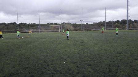 2018-04-09_Olimpiadas Escolares_CEIP FDLR_Las Rozas_Futbol