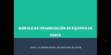 Tema 3 Módulo Organización de Equipos de venta