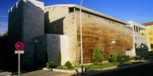 Vista exterior del Museo Marítimo de Asturias, Luanco