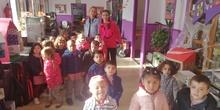 Visita al Berceo I de los alumnos de Infantil 4 años. 10