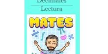 4º Matemáticas Decimales - Lectura