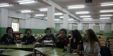PEAC Madrid-Sur. Emisión de radio en directo