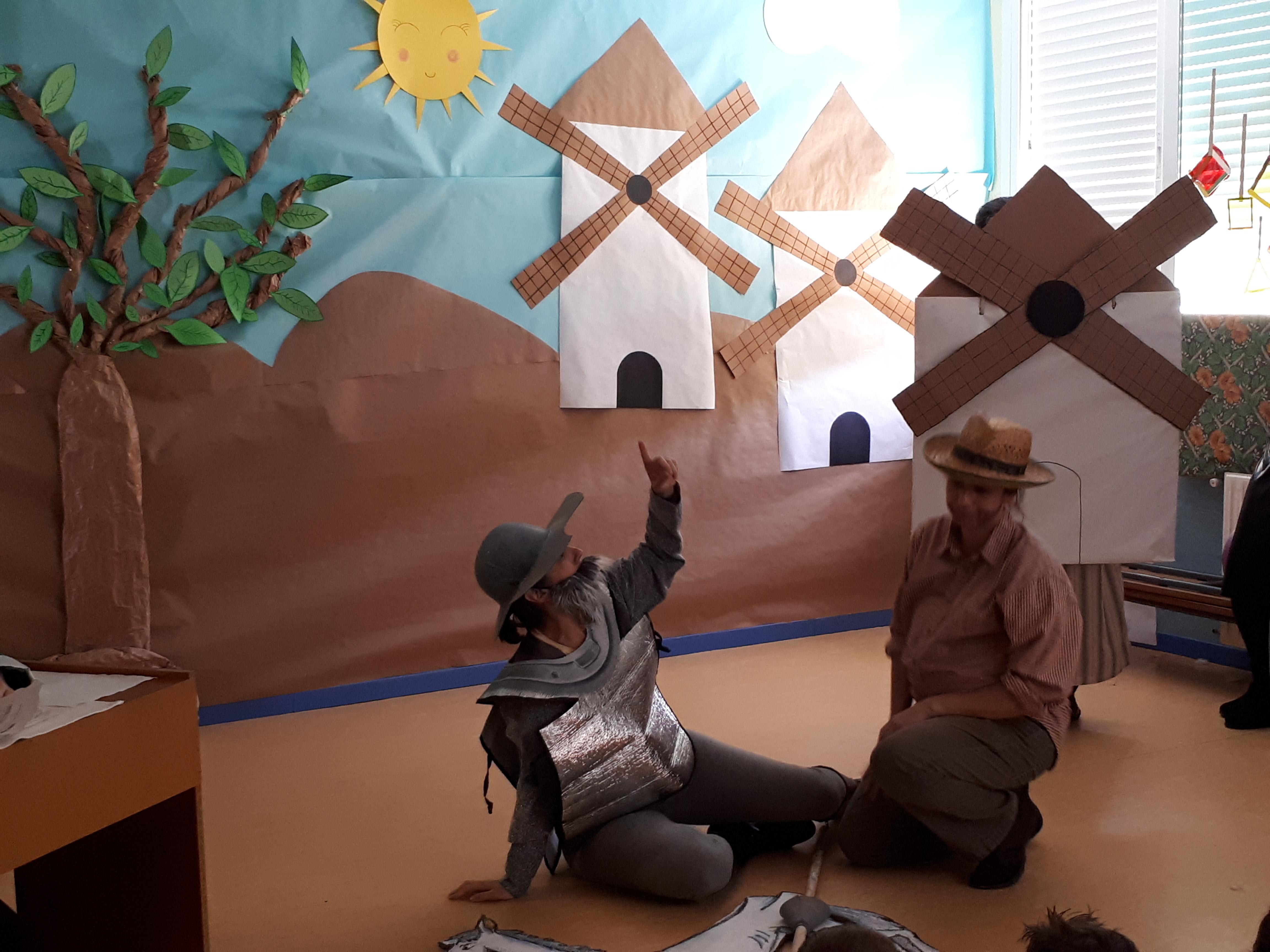 Teatro Don Quijote 9
