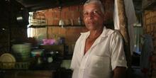 Hombre de Quilombo, Sao Paulo, Brasil