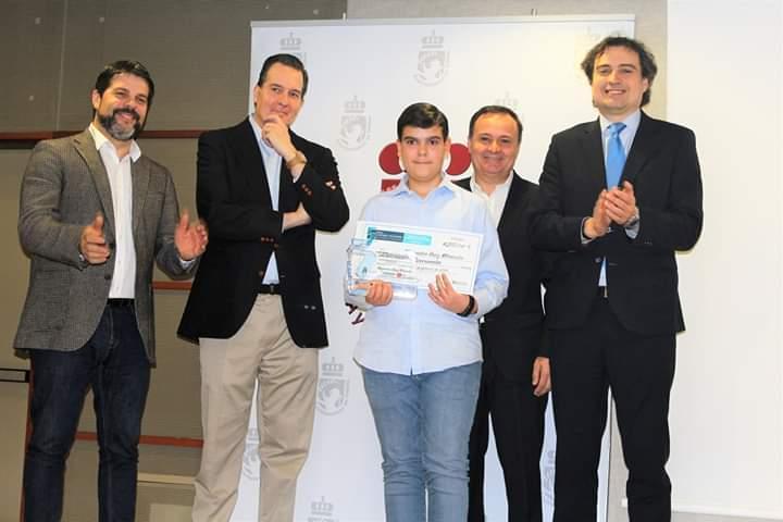 V premios educación 2019 Coslada 12