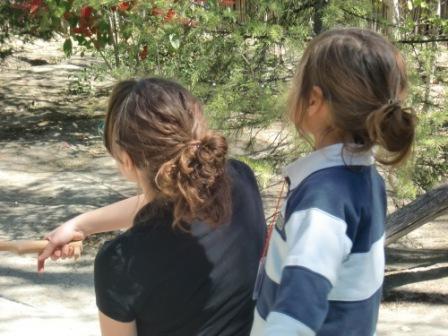 Infantil 4 años en Arqueopinto 2ª parte 12