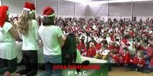 Festival Navidad 2016_6ºA y 6ºC de Primaria_Ceip Fernando de los Ríos
