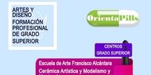 Infografía artes plasticas II ORIENTAPILLS
