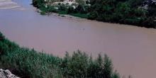 Lecho de un río