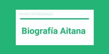 Biografía Aitana