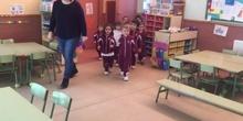 INFANTIL 3 AÑOS - INSTALACIONES-ACTIVIDADES