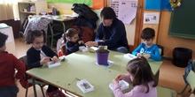 TALLER DE PLANTAS - 3 AÑOS INFANTIL 3