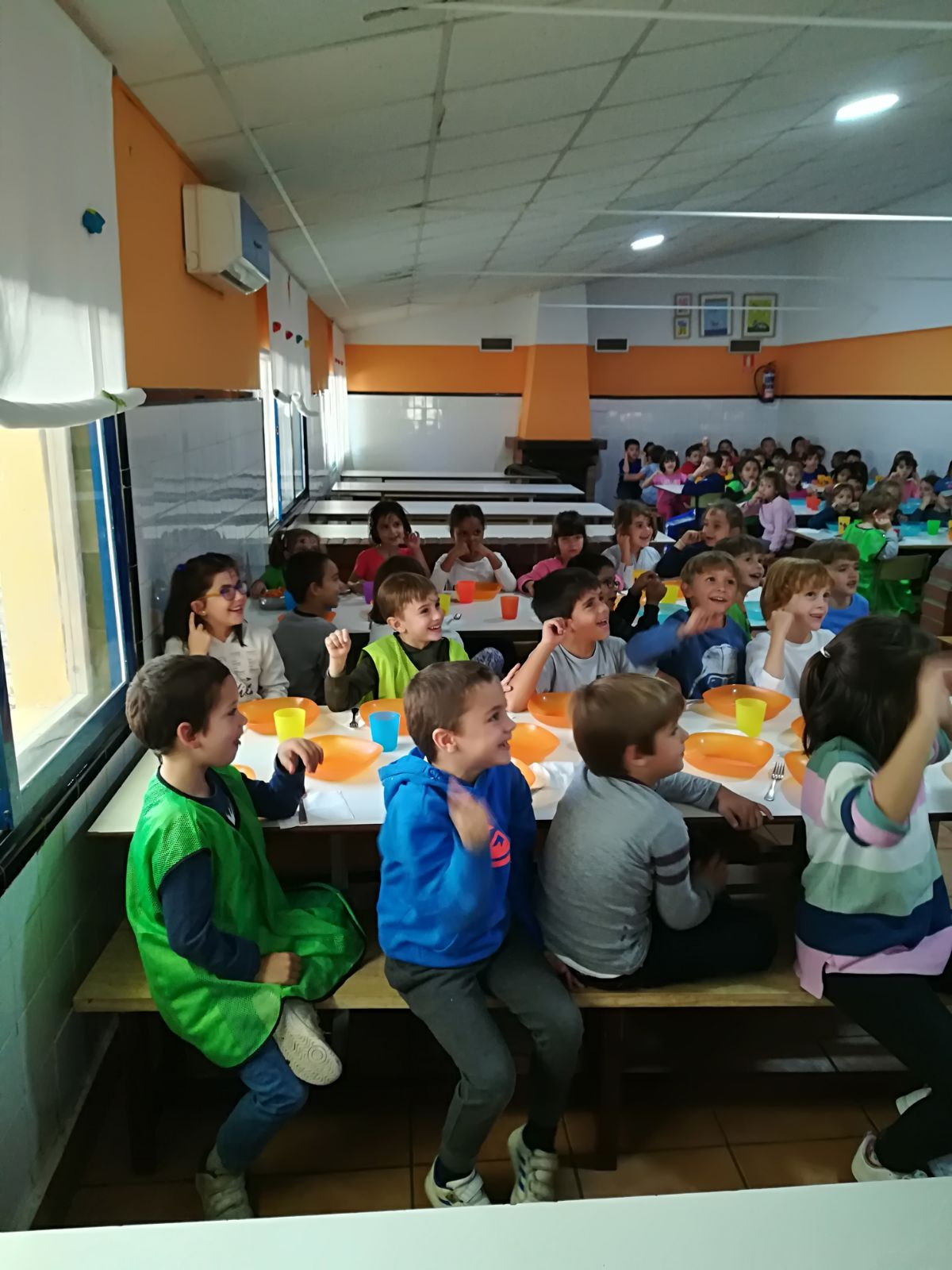 Granja Escuela 1º y 2º EP 2017-18 47