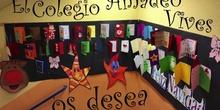 El Colegio Amadeo Vives os desea una Feliz Navidad