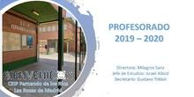 Profesorado Curso 2019-2020_CEIP FDLR_Las Rozas