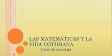 Matematicas y la vida cotidiana