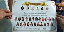 Graduación 2018-19 Grado Superior 30