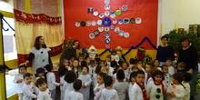 Visita de los Reyes Magos 1. Curso 19-20