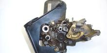 Carburador de difusor variable. Vista mando de acelerador