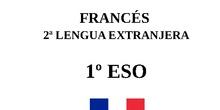 Francés 1º ESO