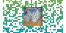 Colección de códigos QR para la exposición de Joaquín Sorolla CP Mirasierra 8