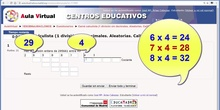 Carné calculista: División entera o sin decimales 1 de Arias Cabezas con Moodle
