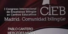 Mesa de comunicación: La formación en lengua inglesa del profesorado en centros bilingües de la Comunidad de