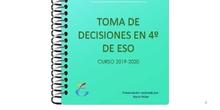 Cuaderno Orientación 4ESO IES Luis de Góngora