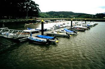 Puerto deportivo de El Puntal, Principado de Asturias