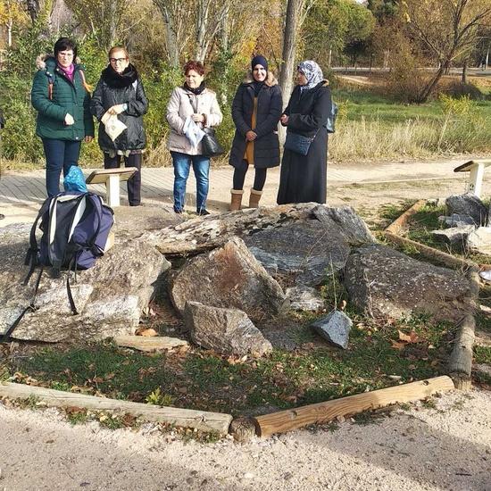 Parque Polvoranca 14