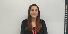Susana - especialista de inglés en 2º