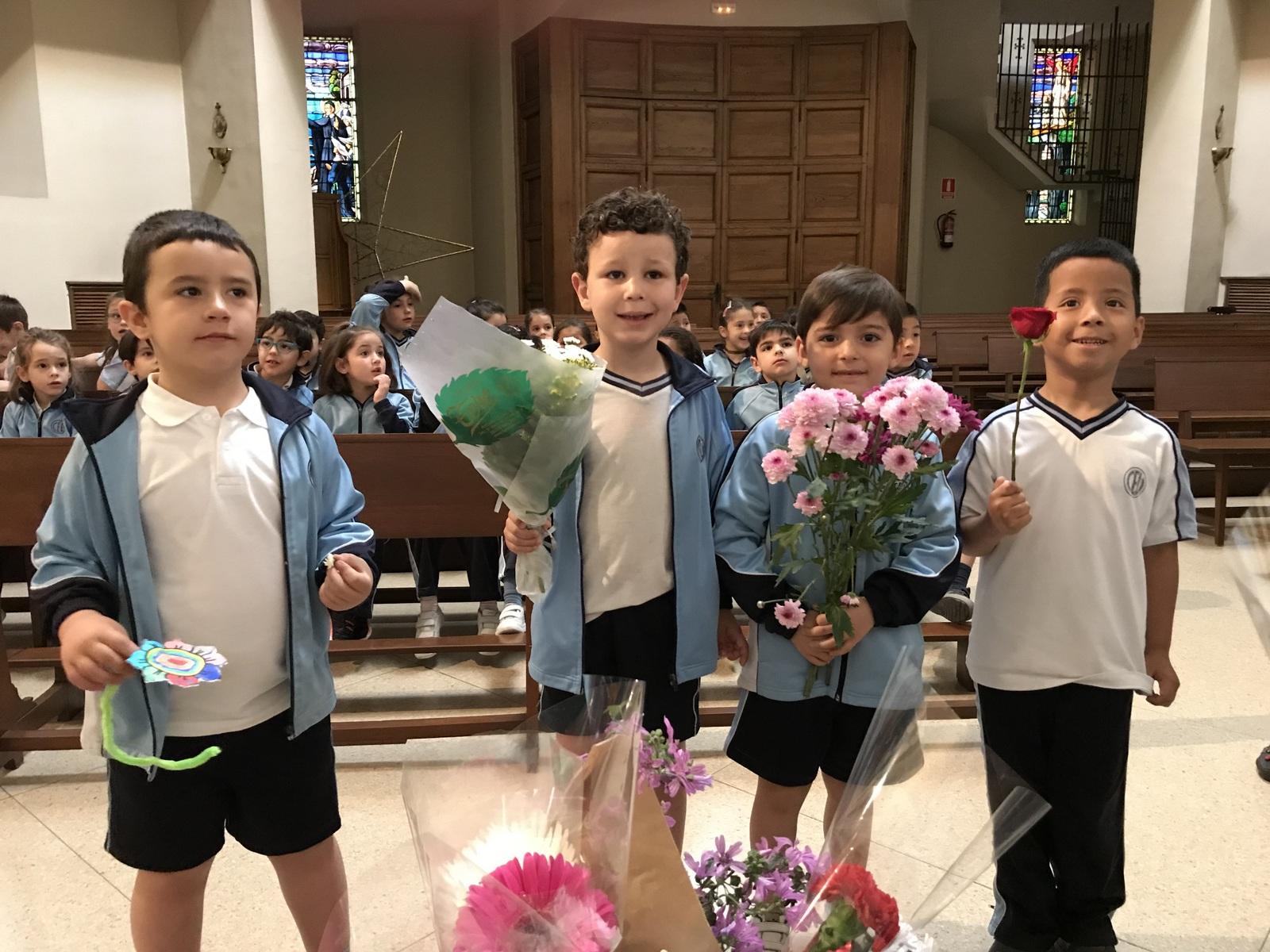 Flores a María - Educación Infantil 35