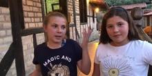 Viaje 6º: vídeo diario del 1º día