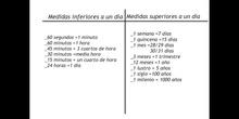 PRIMARIA - 5º - TIEMPO - MATEMÁTICAS - CLAUDIA