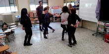 Danza El Candil (seminario de danza CEIP EL BUEN GOBERNADOR)