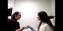 Interview Lucía Fernández and Bárbara Alonso