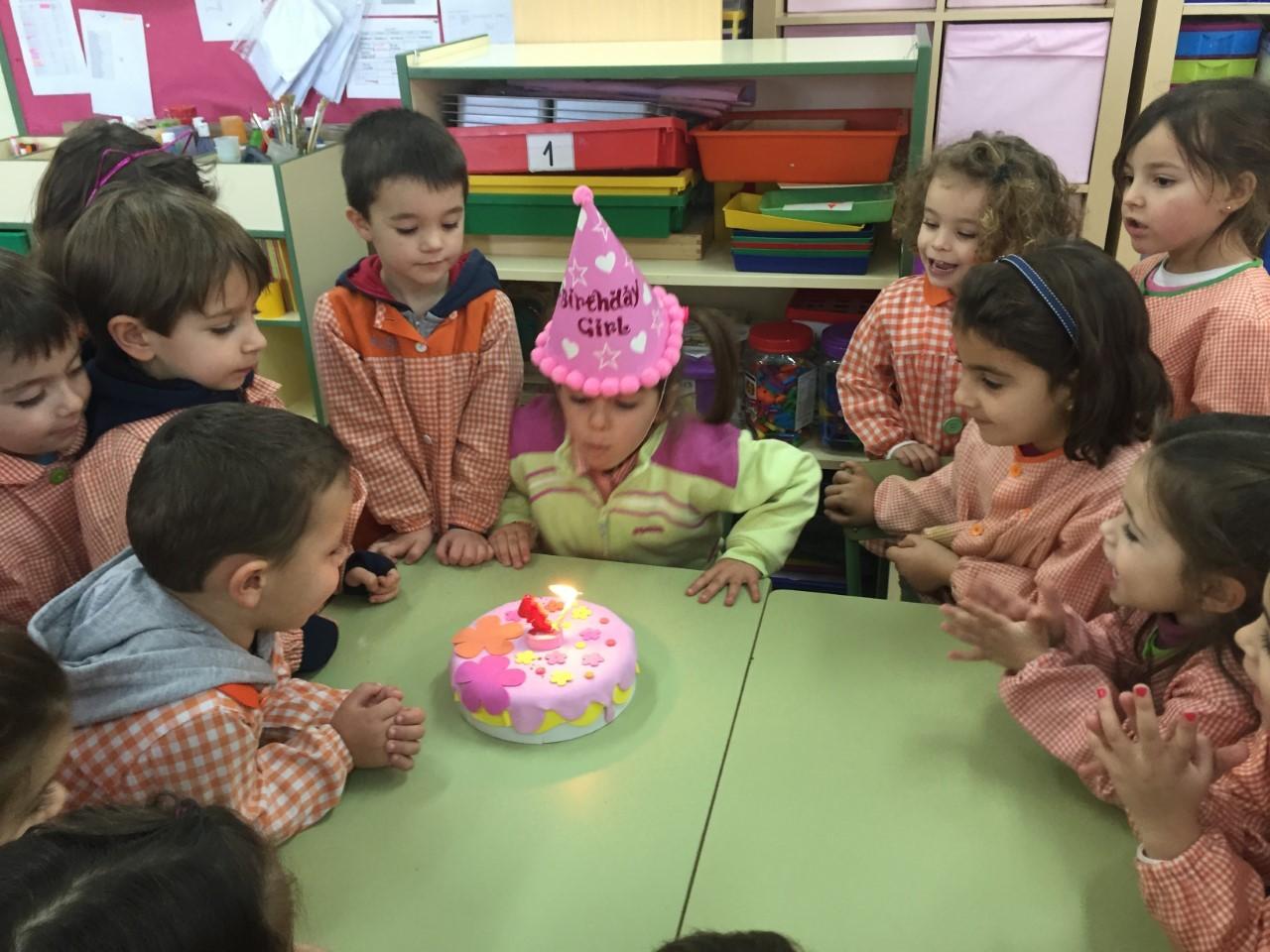 Cumpleaños Isabel 7