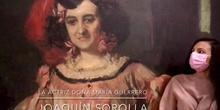 La actriz doña María Guerrero como La dama boba