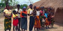 Foto de familia, Mozambique