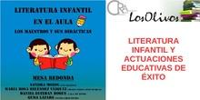 Literatura Infantil y Actuaciones Educativas de Éxito