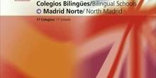 Colegios bilingües de la Comuniad de Madrid: Madrid Norte