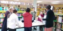 2019_04_04_Quinto visita la Biblioteca de Las Rozas_CEIP FDLR_Las Rozas 4