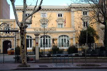 The British Council, Instituto Británico, Madrid