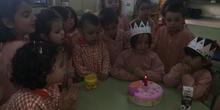 Cumpleaños Eva y Candela Alcántara